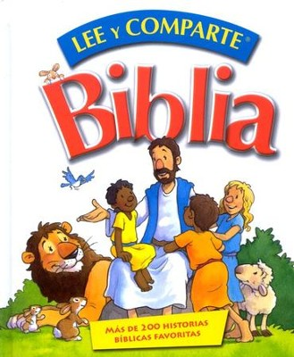 Biblia Lee y Comparte  (Read and Share Bible)  -     By: Gwen Ellis
