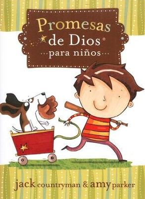 Promesas de Dios para Niños  (God's Promises for Boys)  -     By: Jack Countryman