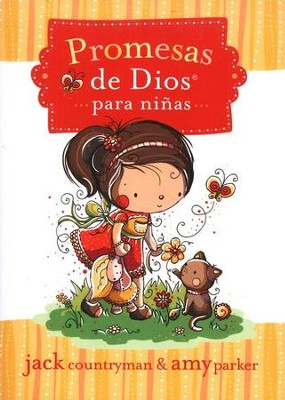 Promesas de Dios para Niñas  (God's Promises for Girls)  -     By: Jack Countryman