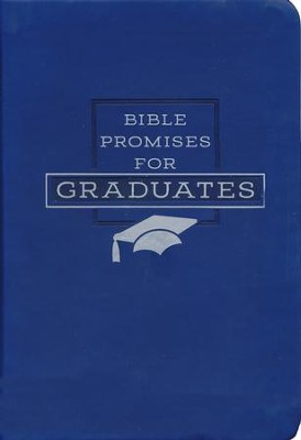 Bible Promises for Graduates Navy       -