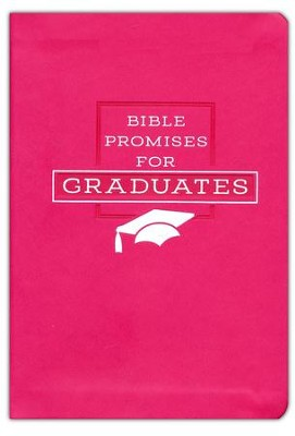 Bible Promises for Graduates Pink      -