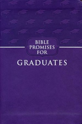 Bible Promises for Graduates Purple   -     By: BroadStreet Publishing Group LLC