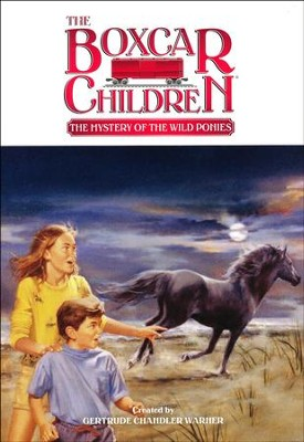 The Mystery of the Wild Ponies  -     By: Gertrude Chandler Warner