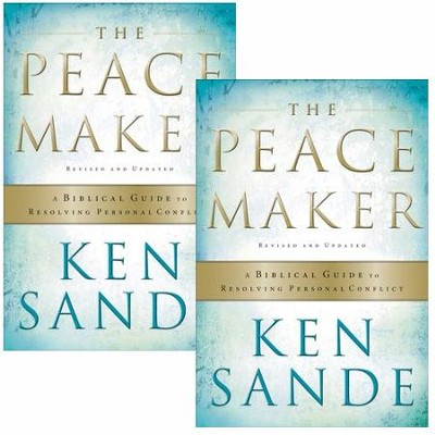 The Peacemaker, Book & eBook Bundle   -     By: Ken Sande