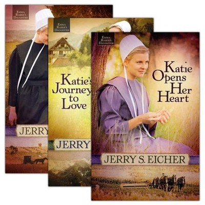 Emma Raber's Daughter Series, Volumes 1-3  -     By: Jerry S. Eicher