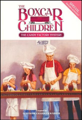 The Candy Factory Mystery  -     By: Gertrude Chandler Warner