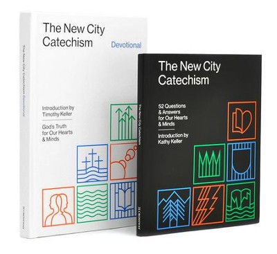 New City Catechism Pack, 2 Volumes  -     Edited By: Collin Hansen, Kathy Keller
