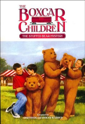 The Stuffed Bear Mystery  -     By: Gertrude Chandler Warner