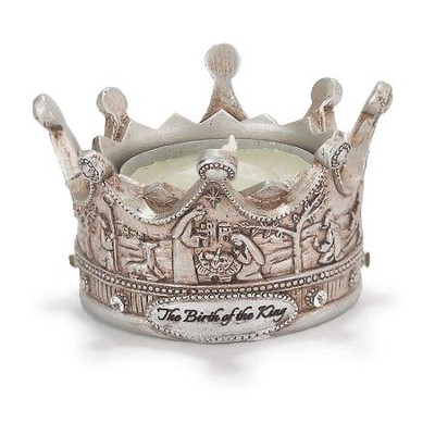 Birth of the King, Tealight Holder  -