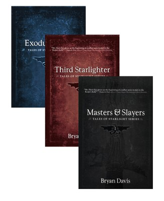 Tales of the Starlight Series, Volumes 1-3  -     By: Bryan Davis