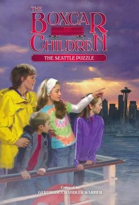 The Seattle Puzzle  -     By: Gertrude Chandler Warner