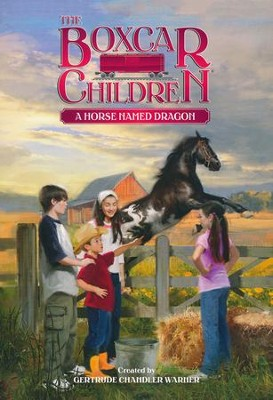 A Horse Named Dragon  -     By: Gertrude Chandler Warner