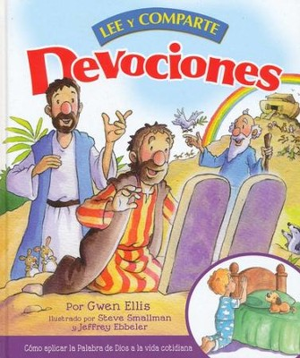 Devocional Lee y Comparte  (Read and Share Devotional)  -     By: Gwen Ellis