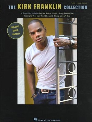 The Kirk Franklin Collection (PVG)   -