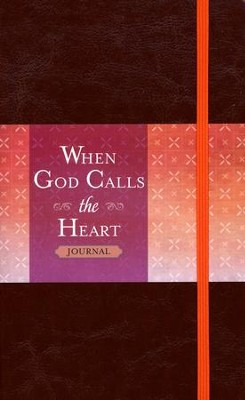 When God Calls the Heart: 40 Devotions from Hope Valley - Journal  -     By: Brian Bird, Michelle Cox