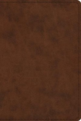 ESV Pastor's Bible (TruTone, Brown) Imitation Leather  -