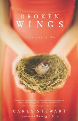 Broken Wings  -     By: Carla Stewart