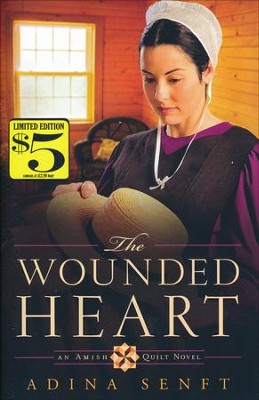 #1: The Wounded Heart, Special Edition   -     By: Adina Senft
