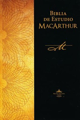 Biblia de Estudio MacArthur-Rvr 1960, Cloth, Thumb Index  -     By: John MacArthur