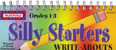 Silly Starters Write-Abouts Grades 1-3   -