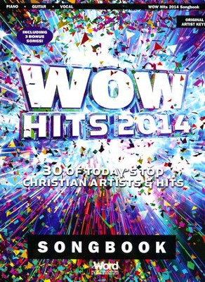 WOW Hits 2014 - Songbook   -