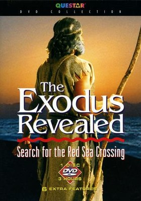 The Exodus Revealed: Search for the Red Sea Crossing, DVD   -