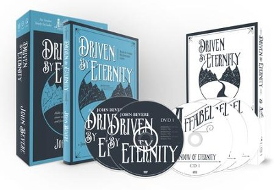 Driven by Eternity DVD Curriculum   -     By: John Bevere