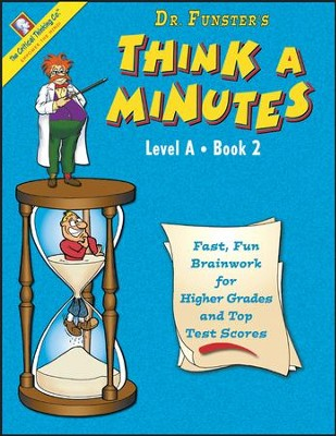 Think A Minutes, Level A Book 2   -     By: Homeschool
