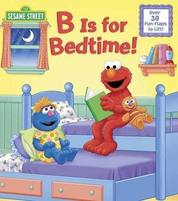 B Is for Bedtime! (Sesame Street)  -     By: Naomi Kleinberg