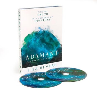 Adamant DVD Companion Lessons: Finding Truth in a Universe of Options  -     By: Lisa Bevere