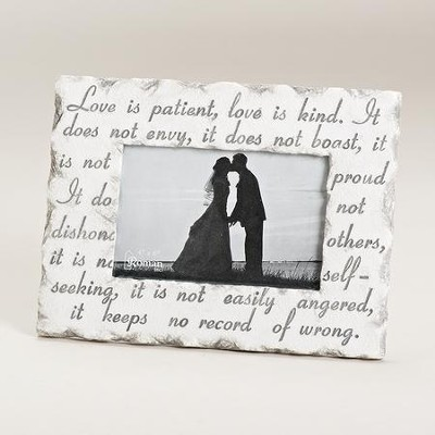 Love Letters Photo Frame  -