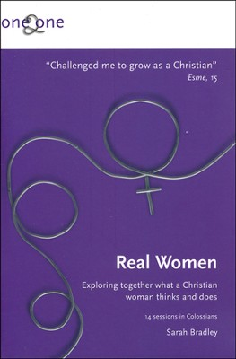 One2One: Real Women   -     By: Sarah Bradley
