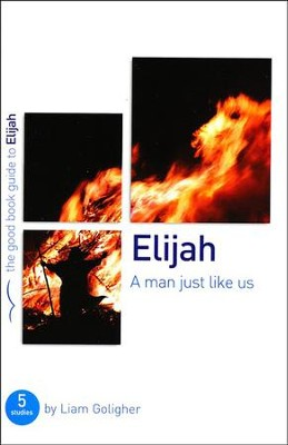 Elijah: A Man Just Like Us, Good Book Guides  -     By: Liam Goligher