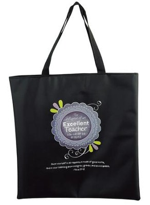 The Influence Of An Excellent Teacher Tote  -