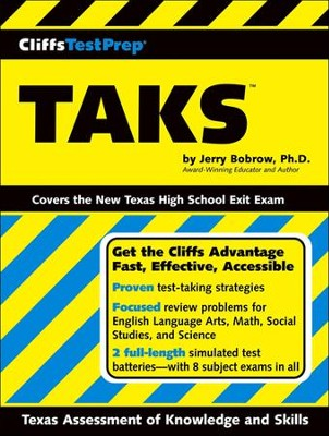CliffsTestPrep TAKS  -     By: Jerry Bobrow