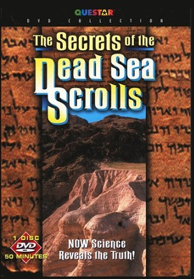 The Secrets of the Dead Sea Scrolls, DVD   -