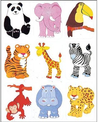 Jungle Animals  -