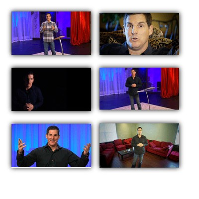 WEIRD (Group Use) with 6 Video Sessions and Participant's Guide Bundle  [Video Download] -     By: Craig Groeschel