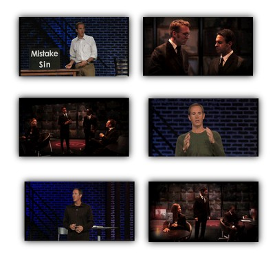 Twisting the Truth (Group Use) with  6 Video Sessions and Participant's Guide Bundle  [Video Download] -     By: Andy Stanley