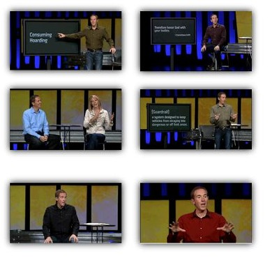 Guardrails - With 6 Video Sessions and Participant's Guide  [Video Download] -     By: Andy Stanley