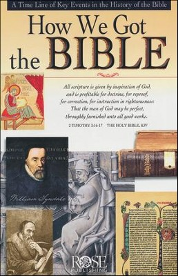 How We Got the Bible - eBook Bundle   -
