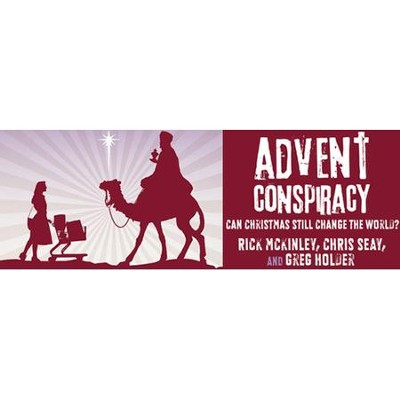 Advent Conspiracy Video Downloads Bundle   [Video Download] -     By: Rick McKinley