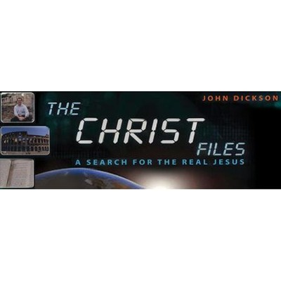The Christ Files Video Downloads Bundle   [Video Download] -     By: John Dickson