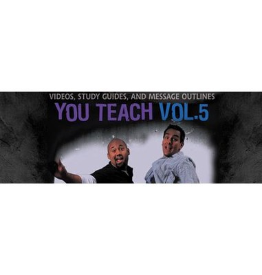You Teach, Volume 5 Video Downloads Bundle   [Video Download] -     By: Eddie James