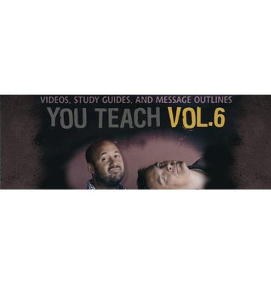 You Teach, Volume 6 Video Downloads Bundle   [Video Download] -     By: Eddie James
