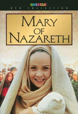 Mary of Nazareth, DVD   -