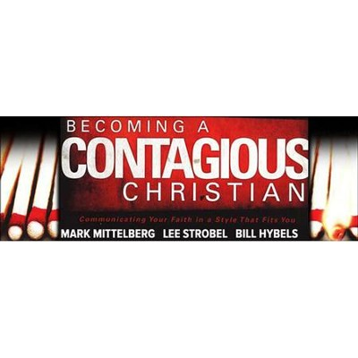 Becoming a Contagious Christian - Video Download Bundle  [Video Download] -     By: Mark Mittelberg