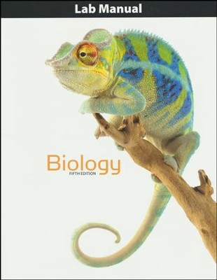 Biology Grade 10 Student Lab Manual (5th Edition)   -