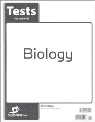 Biology Grade 10 Tests (5th Edition)   -