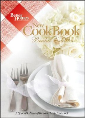 Better Homes and Gardens New Cook Book Bridal  -